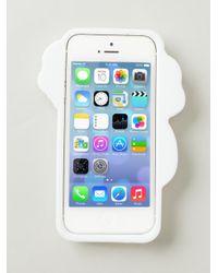 Philipp Plein - White 'j'adore' Iphone 5/5s Phone Case - Lyst