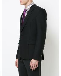 Paul Smith - Black Classic Fitted Blazer for Men - Lyst