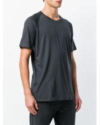 Yohji Yamamoto - Gray Classic T-shirt for Men - Lyst