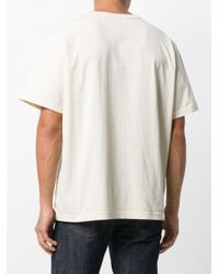 Our Legacy Multicolor Round Neck T-shirt for men