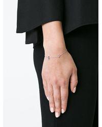 Alison Lou - Metallic Bracciale 'screw U' - Lyst