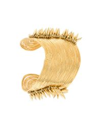 Gas Bijoux | Metallic Wave Pic Bracelet | Lyst