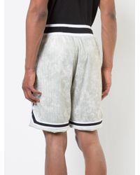 John Elliott - Multicolor Basketball Track Shorts for Men - Lyst
