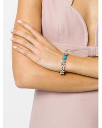 Iosselliani - Metallic Elegua Turquoise Bracelet - Lyst