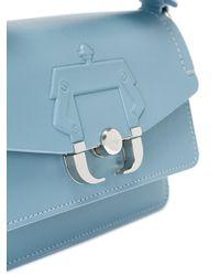 Paula Cademartori - Blue Twi Twi Shoulder Bag - Lyst