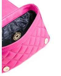 Love Moschino - Pink Quilted Crossbody Bag - Lyst