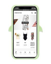 Versace - Green Funda para iPhone X Medusa for Men - Lyst