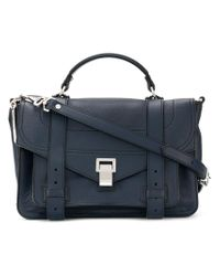 Proenza Schouler - Blue Ps1 Cross-body Bag - Lyst