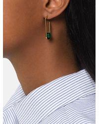 Astley Clarke - Metallic Marcel Oval Hoop Earrings - Lyst