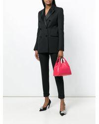 Lanvin - Pink Cabas Mini Bag - Lyst