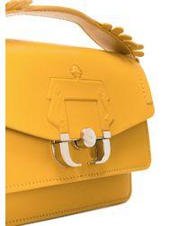 Paula Cademartori - Yellow Twi Twi Shoulder Bag - Lyst