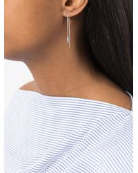 Pamela Love - Metallic Suspension Earrings - Lyst