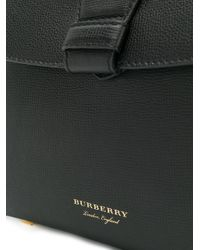 Burberry - Black Small Camberley Tote - Lyst