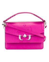 Paula Cademartori - Pink Twi Twi Shoulder Bag - Lyst