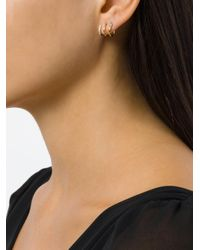 Maria Black - Metallic Bess Blanc Diamond Earrings (pair) - Lyst