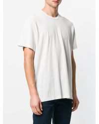 James Perse - White Loose Fit T-shirt for Men - Lyst