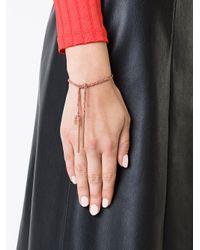 Carolina Bucci | Metallic Baby Girl Lucky Bracelet | Lyst