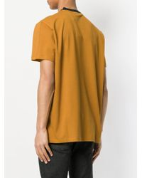 Calvin Klein - Brown Loose Fit T-shirt for Men - Lyst