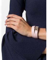 Ferragamo - Multicolor Double Gancio Bracelet - Lyst