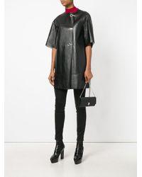 Alexander McQueen - Black Skull Clutch Bag - Lyst