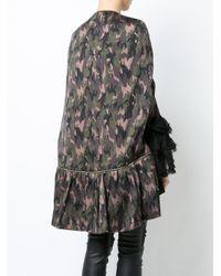 Thomas Wylde - Green Camouflage Coat - Lyst