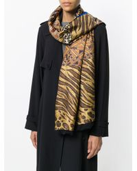 Pierre Louis Mascia - Multicolor Multiprint Scarf - Lyst