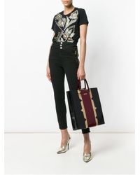 Just Cavalli - Black Shopper Tote - Lyst