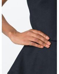 Astley Clarke - Metallic 'halo Drop' Diamond Ring - Lyst