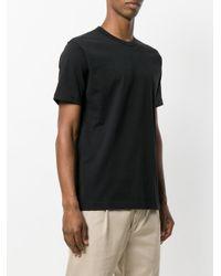 Comme des Garçons - Black Crew Neck T-shirt for Men - Lyst