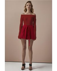 C/meo Collective | Red All Day Short | Lyst