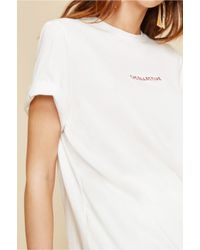 C/meo Collective - White Love Like That T-shirt - Lyst