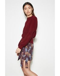 The Fifth Label - Red Dusk Till Dawn Knit - Lyst