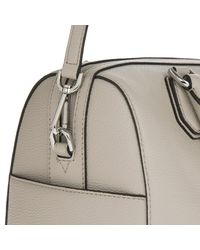 Michael Kors - Multicolor Mercer Md Leather Duffle Bag Cement - Lyst
