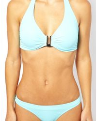 Melissa Odabash - Blue Brussels Bikini Set - Lyst
