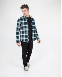 Edwin - Short Sleeve Blitz Patch T-shirt Type 2 Black for Men - Lyst