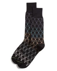 Paul Smith | Black Graduated Ring Socks for Men | Lyst