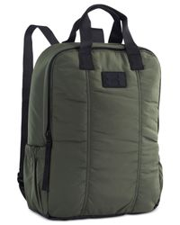 Under Armour - Green Storm Puffer Backpack - Lyst