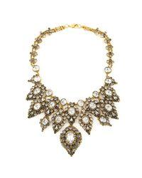 Erickson Beamon | Metallic Hello Sweetie Necklace | Lyst