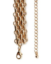Forever 21 | Metallic Classic Chain-link Necklace | Lyst