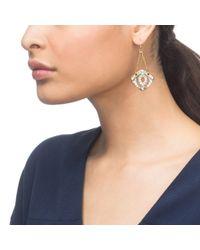 Lulu Frost | Green Atrium Earring | Lyst