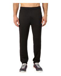 Adidas Originals | Black Ultimate Fleece Tapered Pants for Men | Lyst