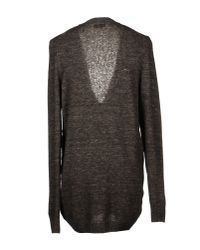 Closed - Brown Cardigan for Men - Lyst