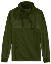 American Rag | Green Men's Funnel-neck Pullover for Men | Lyst