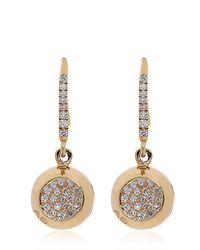 Aurelie Bidermann   Metallic Grelot Bo Paire Earrings   Lyst