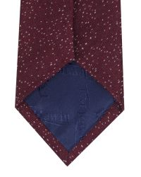 Tm Lewin | Red Slim Tie for Men | Lyst
