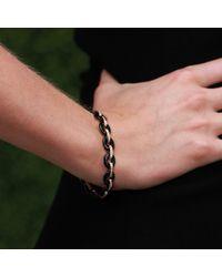 Inbar | Black Onyx Link Bracelet | Lyst