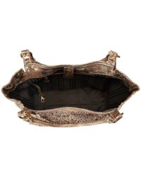 Frye - Metallic Deborah Shoulder - Lyst