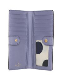 kate spade new york - Purple Cedar Street Stacy - Lyst