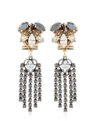 Anton Heunis | Metallic The Roaring Twenties Earrings | Lyst