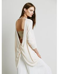 Free People - Natural We The Free Womens We The Free Shadow Hacci - Lyst